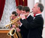 ансамбль саксофонистов Киев